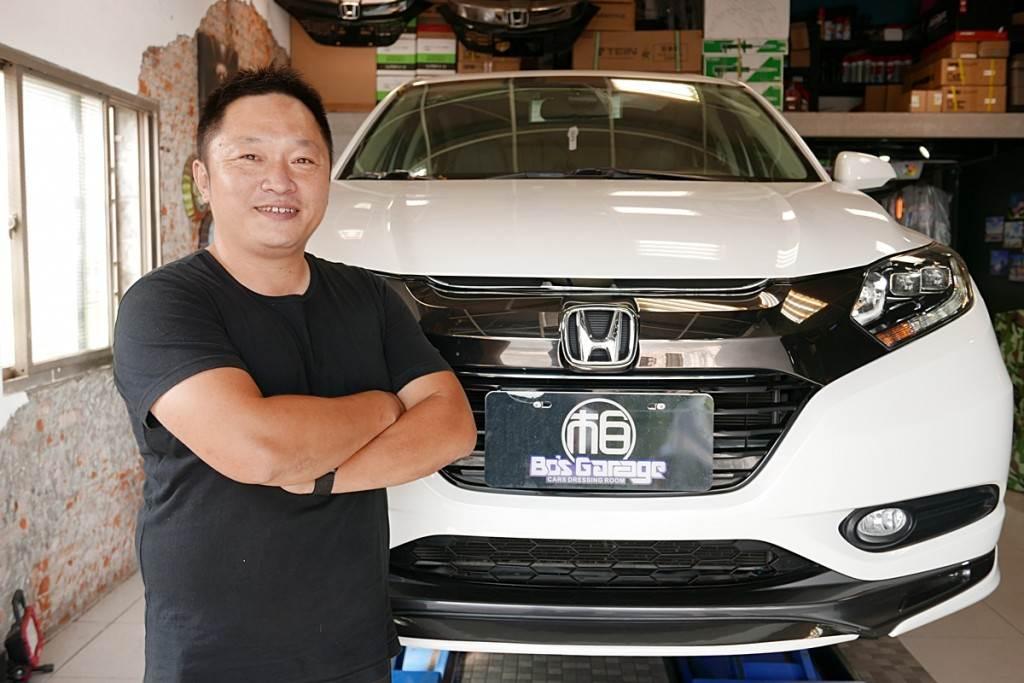 從Honda車主變Honda技師之汽車職人《陳柏叡》