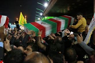 憂心伊朗報復高層接連遇刺 美撤出巴格達部分使館人員
