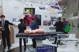 《電腦設備》佳世達11月營收再登峰 遠距手術室2.0明年添柴