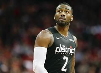 NBA》不想說再見 沃爾:我永遠深愛華盛頓