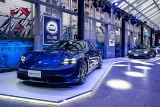全球首款800 V量產純電跑車Porsche Taycan 473萬起,在台上市!