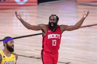 NBA》哈登持續缺席 火箭教頭:沒有歸隊時間表