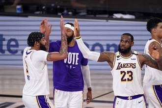 NBA》湖人老將:詹皇下季會幫一眉哥搶MVP