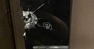 高雄女直播主住家遭槍擊 疑討債搞錯對象開2槍