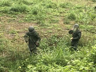 危機四伏!軍方搜索枋寮未爆彈連兩日找到13枚居民嚇壞