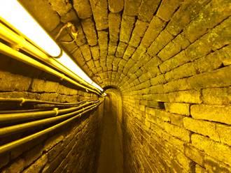 「地下長城」深埋700年無人知 全是軍事機密