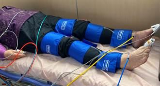 下肢血管疾病嚴重恐截肢 非侵入性儀器助早期診斷