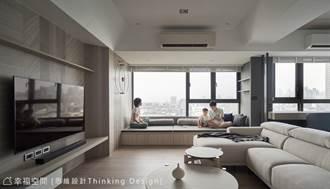 就愛窩在窗邊小天地!3款風格營造你的特色臥榻