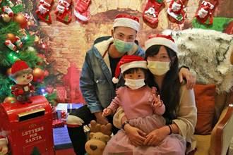雲朗觀光打造「聖誕角落」 結合「聖誕樂捐」送愛心