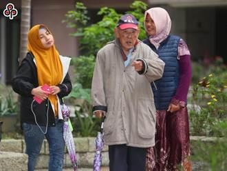 印尼移工暫緩、長照需求大增 身障團體憂「派不出照服員」