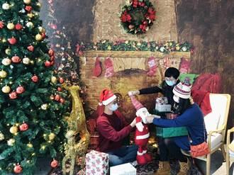 限定主題樓層 雲朗打造聖誕角落