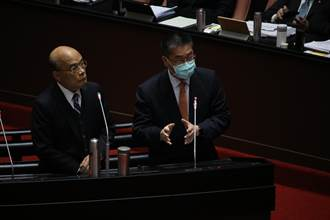 藍委憂蘇揆耍特權免被傳喚 徐國勇:尊重警察專業不能指揮個案