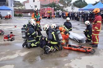 全國救災安全研討會 全國150人參與