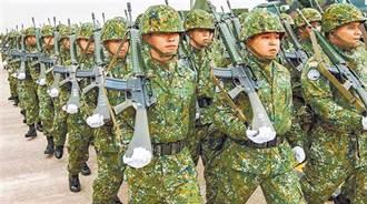 報效國家155小隻男別想逃!當兵免役條件變嚴格