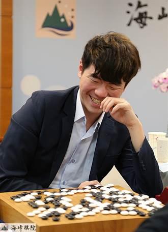 圍棋》林君諺勇奪名人冠軍 180萬獎金入袋