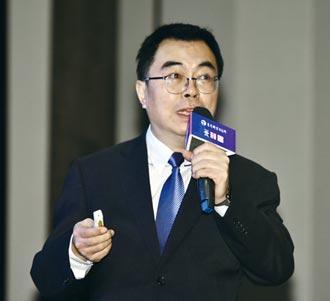 國泰投信總經理張雍川 思潮改變 永續躍居顯學