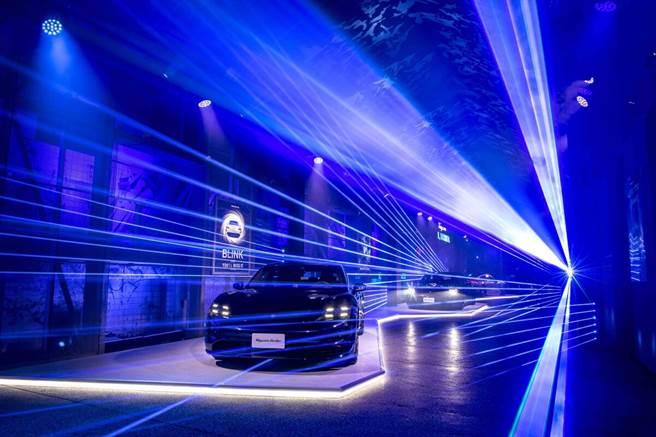 電掣未來 Porsche Taycan 473萬起上市