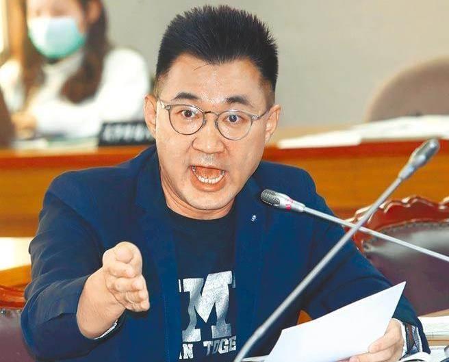 國民黨黨主席江啟臣。(圖/本報系資料照)