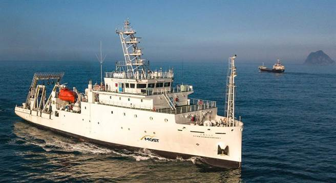 (「新海研一號」本周經中國造船暨輪機工程學會評選獲得2021年船舶獎。圖/業者提供)
