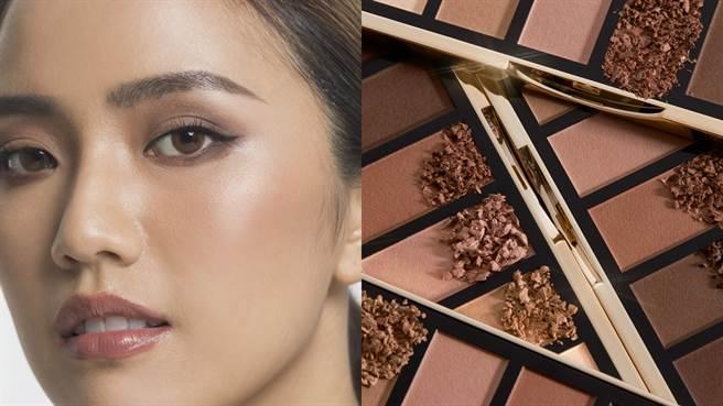 人氣開架彩妝品牌Milani的六色眼影顏色實用又好上手,被譽為「再手殘都不出錯」。(圖/品牌提供)