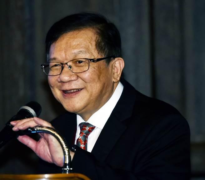 前經濟部長李世光當選台灣雲端物聯網產業協會理事長。(本報系資料照片)