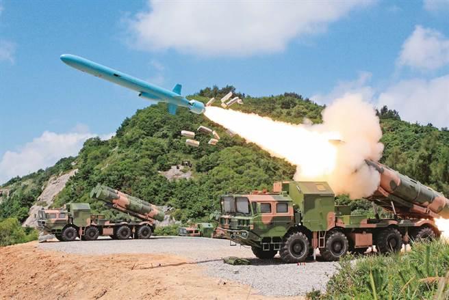 戰爭並非虛言 北京選擇武統的三種情形。(圖/多維TW提供)
