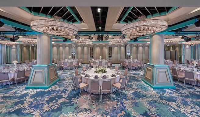 台北六福萬怡酒店將於2021年2月11日推出幸福溫馨除夕圍爐饗宴。(六福旅遊集團提供)
