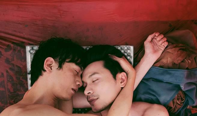 導演公開莫子儀與姚淳耀的激情片段。(牽猴子提供)