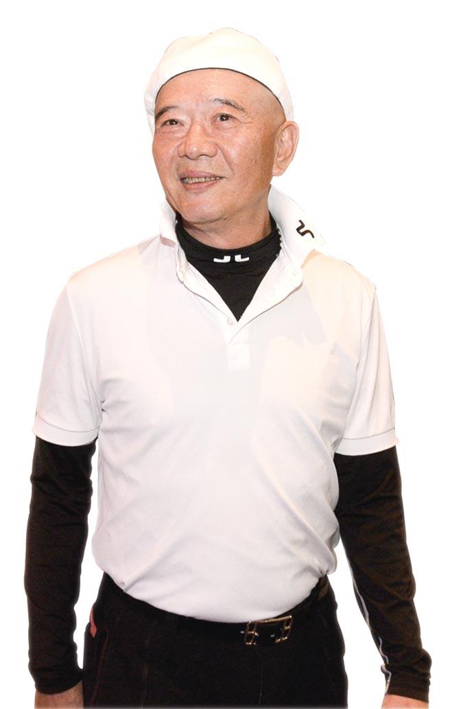 特力集團總裁何湯雄。圖/本報資料照片