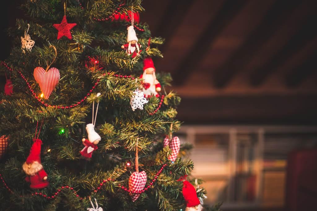 聖誕節風水布置也有眉眉角角要注意,小心誤觸禁忌跟好運說掰掰。(示意圖/達志影像)