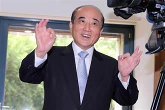 王金平一聽「選黨主席」秒回8字 網友暴動了
