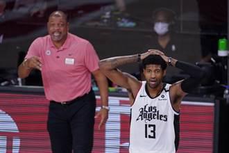 NBA》想待快艇退役 喬治:我才是上季搞砸的人