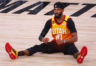 NBA》家人感染新冠 爵士主控成密切接觸者