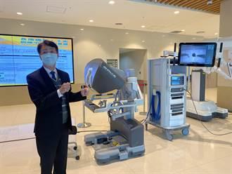 林口長庚成立達文西訓練中心 醫師培訓不再跑國外
