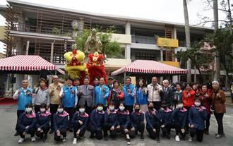 竹縣富光國中拆除重建「沐風樓」  51週年校慶落成啟用