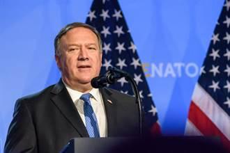 反制中國外宣 蓬佩奧一口氣終止5項美中交流計畫