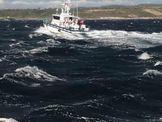 印尼漁工帛琉昏厥不適 海巡艦隊8天急奔千浬救護