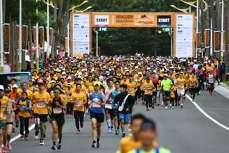 花蓮太平洋縱谷馬拉松 最美賽道參賽人數創新高