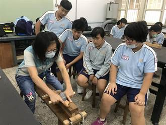 傳承大溪木藝文化 桃市催生5所木育特色學校
