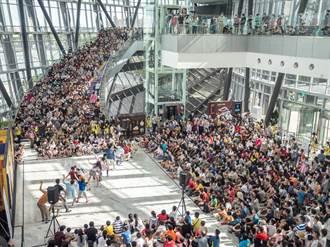 國旅復甦 故宮南院5日參觀人次突破百萬