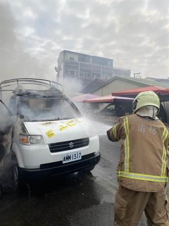 白河遶境燒死9歲女童 南市加強宣導廟會安全