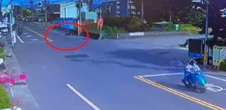 騎士擦撞前車彈飛 監所管理員橫死 他見警上門「才知闖大禍」