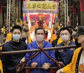 2022選台北市長馬英九會抬轎?蔣萬安回應了
