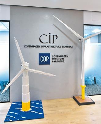 投入第三階段區塊開發 CIP推六座新風場 合併裝置容量上看6.3GW