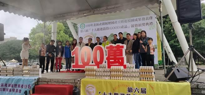 農委會2016年以來推動「大糧倉計畫」,而雜糧是重點生產品項,鼓勵農民轉作,至今雜糧種植面積已達7萬5000餘公頃。(林良齊攝)