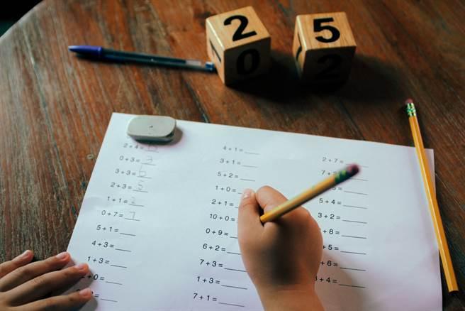 小二數學答案正確,卻被老師改錯,原因曝光家長認為太死板了,但網友卻戰翻。(示意圖/Shutterstock)