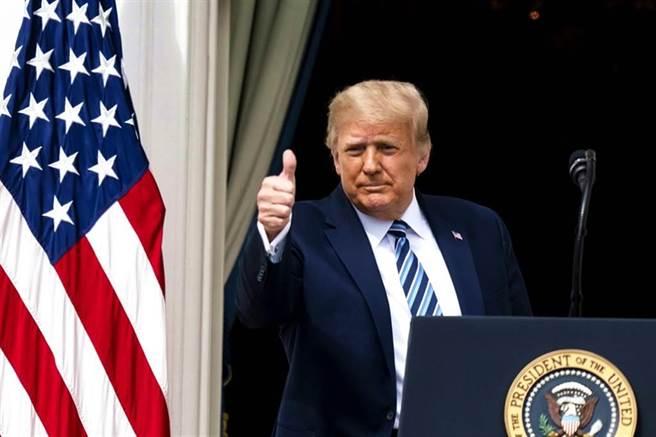 美国总统川普上任后第11次宣布对台军售。(图/美联社)