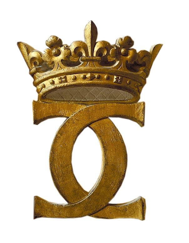 凱薩琳德美第奇家族的雙C縮寫正巧與香奈兒Logo相似,註定了兩者之間巧妙的連結性。(CHANEL提供)