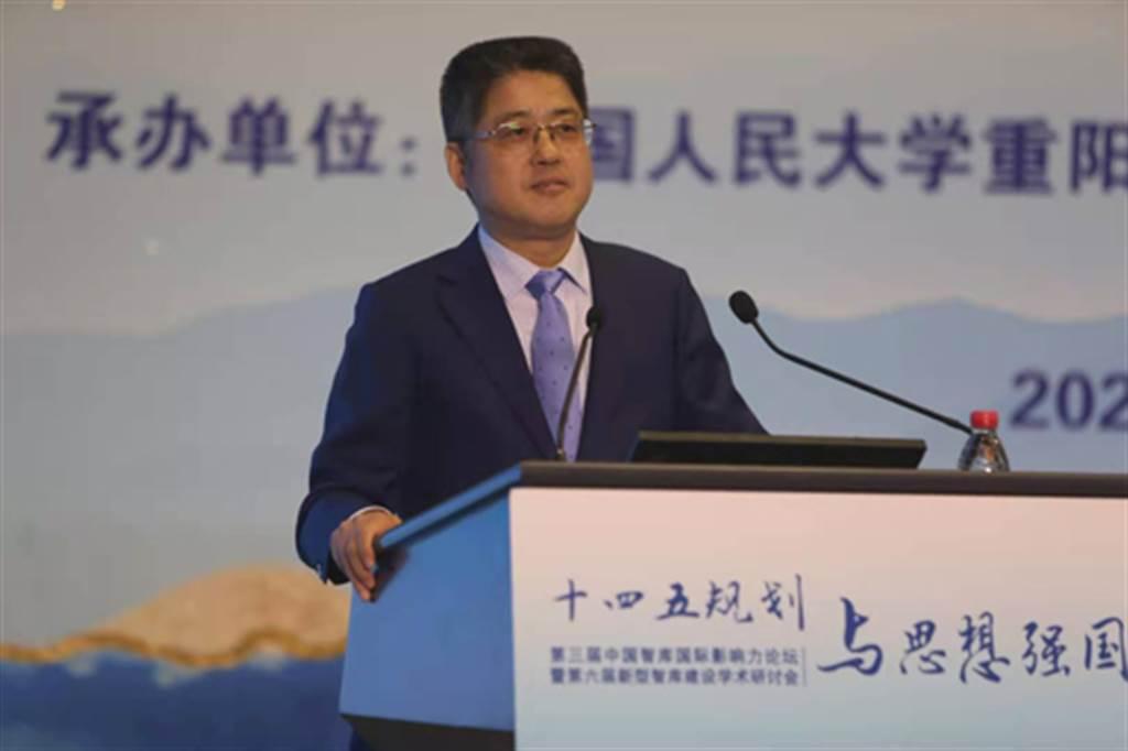 大陸外交部副部長樂玉成認為「戰狼外交」一辭是話語陷阱,中國要下決心解決挨駡問題。(圖/大陸外交部)