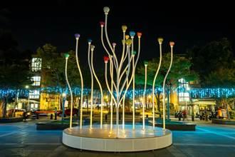 跨年精彩活動不間斷!先來北門廣場塗鴉藝術、民生公園手作市集揭幕